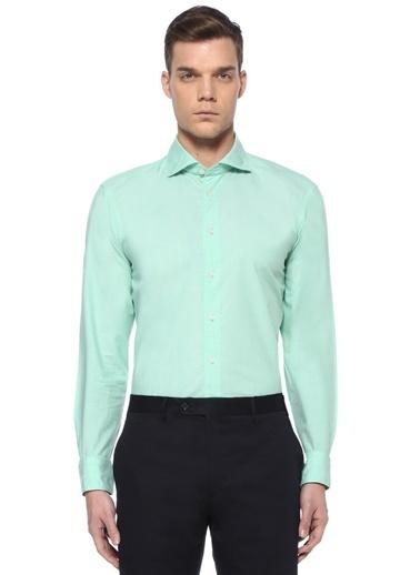 Eton Gömlek Yeşil